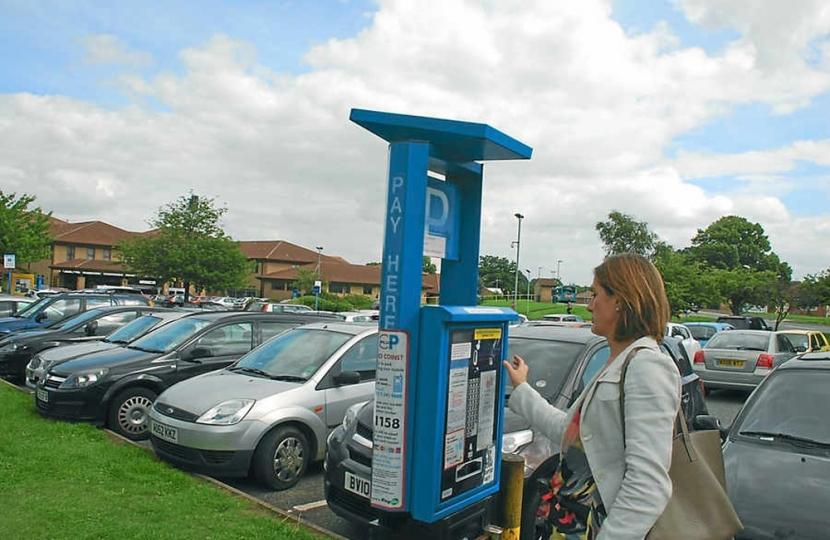 Car Parking Charges At Princess Royal Hospital Telford