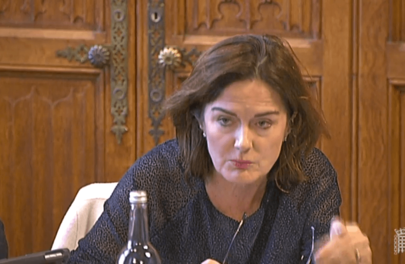 Lucy Allan MP