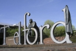 Telford, Sign, Lucy Allan MP