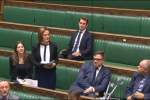 Lucy Allan in Parliament