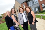 Lucy Allan MP at Sanctuary Supported Living