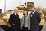 Lucy Allan MP at BAE Systems