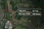 There is an ongoing public consultation over the planned development of 350 houses at The Hem, Telford