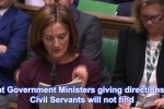 Embedded thumbnail for Lucy praises Home Secretary for her work tackling CSE and grooming gangs