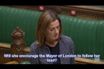 Embedded thumbnail for Lucy Allan MP asks Home Secretary about events in London this weekend